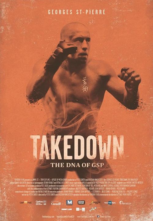 مستند فوق العاده دیدنی  Takedown: The DNA of GSP